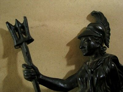 Beautiful Old Very Rare Antique Bronze Athena Hard to Find Please see 5 Photo* 3
