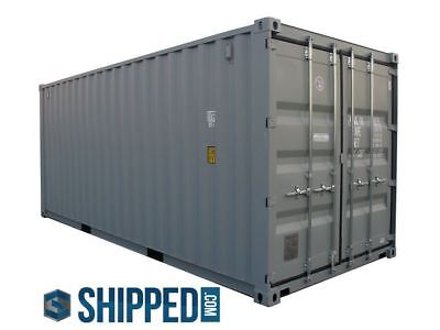 NEW 20' HOME/BUSINESS STORAGE -WE DELIVER- SHIPPING CONTAINERS in COLUMBUS, OHIO 2