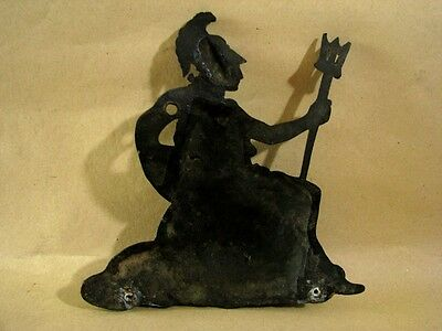 Beautiful Old Very Rare Antique Bronze Athena Hard to Find Please see 5 Photo* 2