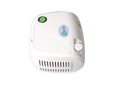 Inhaliergerät Inhalator Inhalation Inhaler Aerosol Vernebler Kompressor Omnibus 8