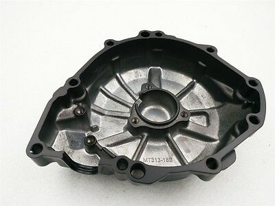 Engine Stator Cover Crankcase For SUZUKI Hayabusa GSX1300R 1999-2001 Black