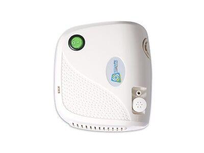 Inhaliergerät Inhalator Inhalation Inhaler Aerosol Vernebler Kompressor Omnibus 2