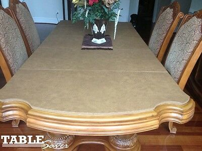 2 Of 12 Blonde Wood Grain Custom Dining Table Pads Kitchen Pad Magnet  Protect Cover Top