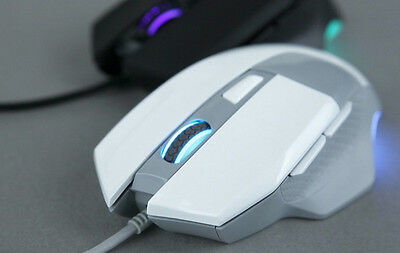 HP G200 USB Gaming mouse LED 4000 DPI Gaming Mice AVAGO 3050 Boxed