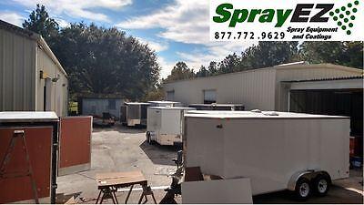 CONCRETE LIFTING AND Polyurea Spray Foam Equipment Rig