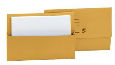 A4/ FOOLSCAP CARDBOARD ENVELOPE FILING DOCUMENT WALLET FOLDERS over 10,000 sold 6