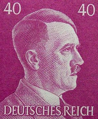 German WW2 Adolf Hitler postage stamps-set of 20-MNH,1941-1944,3rd Reich Germany 4