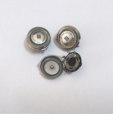 3x Shaver heads foil cutter for Philips RQ1141,RQ1145,RQ1175,RQ1178,RQ1195