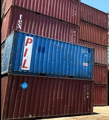 20' Cargo Worthy Shipping Container / 20ft Storage Container in St. Louis, MO 4