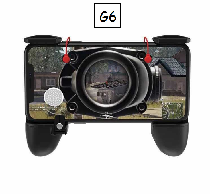 PUBG Mobile Phone Shooter Controller Game Trigger Gamepad Fire Button Handle New 2