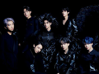 BTS [MAP Of THE SOUL:7] Album RANDOM CD+POSTER+Foto Buch+Lyric+Buch+2p Karte+etc 4