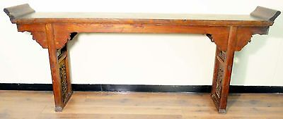 Authentic Antique Altar Table (5082), Circa early of 19th century 12