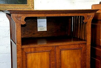 Unusual Oak Arts & Crafts Cabinet c. 1910 #119 5 • £3,111.99