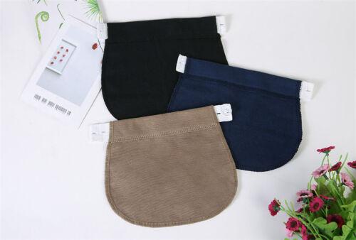 Pantaloni di estensione elastica regolabili per cintura da gravidanza materna/_t