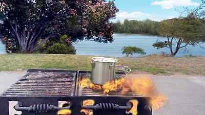 Survival Blanket Teton Falls 52//68 Oz Stainless Steel Camping Pot Cooking Kettle Sleeping Bag