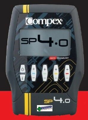 Compex Sp 4.0 Muscle Stimulator Pain Relief Muscle Stimulator Fitness Sport