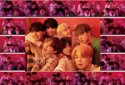 BTS [MAP OF THE SOUL:PERSONA] Album RANDOM CD+POSTER+2F.Buch+2Karte+Film SEALED 8