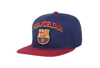 0b478b35817 ... SNAPBACK FC BARCELONA SOCCER HAT CAP FCB OFFICIAL ADJUSTABLE licensed  product 5
