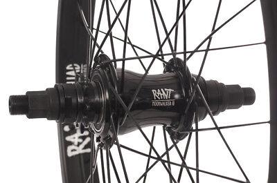 RANT MOONWALKER 2 REAR FREECOASTER WHEEL BMX BIKE FIT CULT SHADOW RHD 9t SILVER