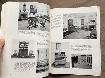 Rare ANTIQUES  Magazine from January 1960 Vol. LXXVII, No. 1 Collector's Guide 10