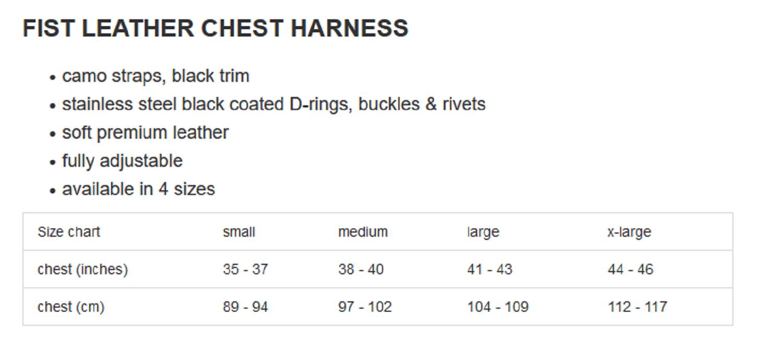 Oberkörper-Brust-Harness + jock ✅Leather Harness Camo Red GAY SPAR-SET NEW CSD 5