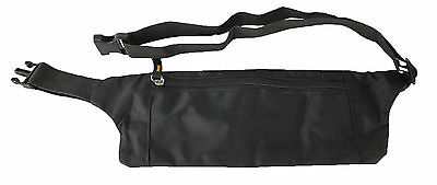 Money Belt travel bag secure waist zip 4
