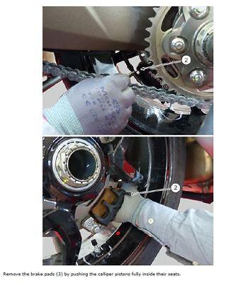 Service & Repair Manuals DUCATI MULTISTRADA 1200 S WORKSHOP ...