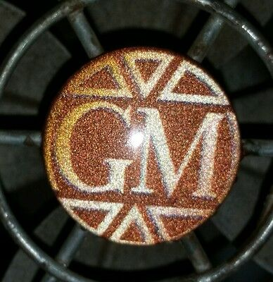 1940s Gm Fan Accessory Decal Chevy Bomb Chevrolet Gloss Reflective Vinyl 1930s