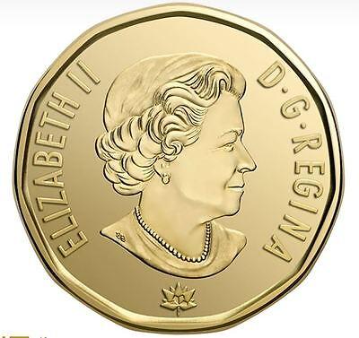 2017 Canada 150 Special Edition $1 Dollar Coin BU Connecting A Nation 2