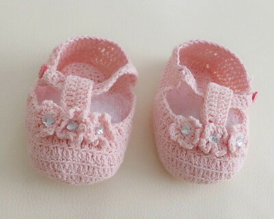 Baby Girls Multi G Diamante Mary Janes Shoes 0-6-12-18 months Size 1.2.3.4