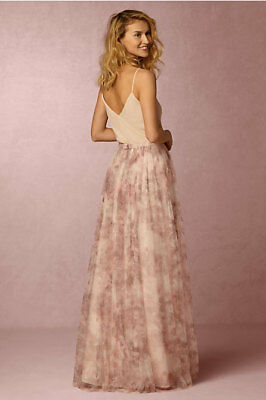 57a32eda008 ... New Anthropologie Bhldn  220 Lavender Louise Tulle Skirt By Jenny Yoo  Sz 0 6