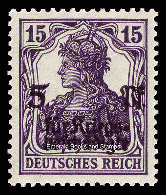 EBS Germany 1919 Germania War Wounded charity overprint Michel 105-106 MNH**