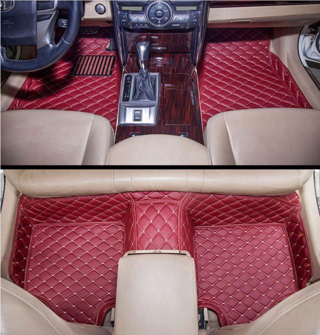 Bj. 2005-2013 Fußmatten nach Maß für  Land Rover Range Rover Sport LS/_