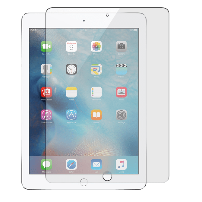 Real Genuine Tempered Glass film Screen Protector fit for iPad 6th Gen 9.7/2018 5