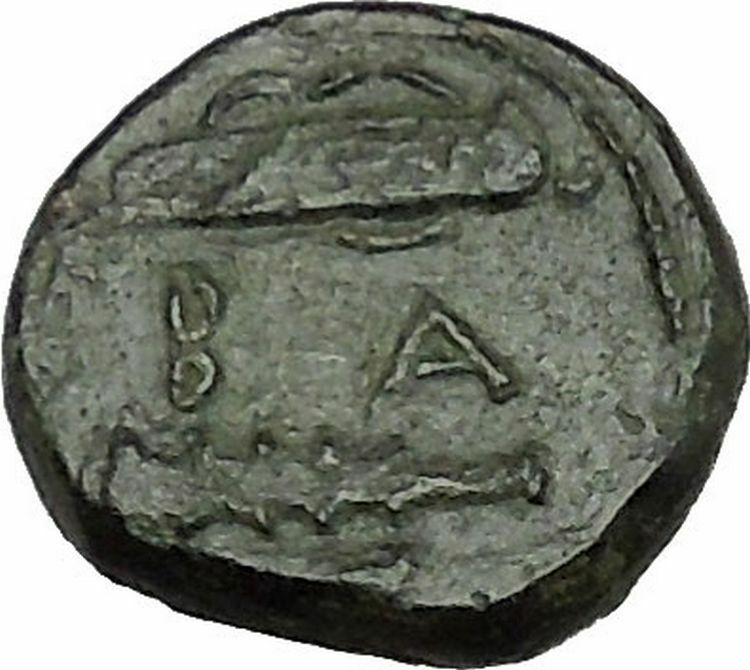 Alexander III the Great as Hercules 336BC Ancient Greek Coin Bow Club i39582 2