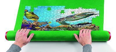 Puzzle Roll Clementoni 30229.Tapete para puzzles hasta 2000 piezas. 105x78cm 5