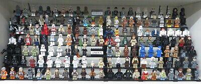 LEGO Star Wars Figuren Sammlung über 900 verschiedene Figuren zum Auswählen  NEU 6