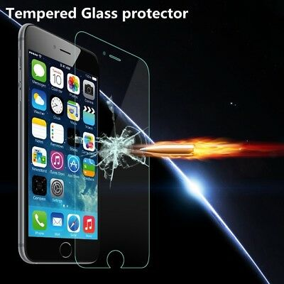 Screen Protector For Apple iPhone 6s & 6 - Tempered Glass 100% Genuine 4