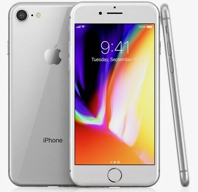 Apple iPhone 8+ Plus - 64GB 256GB GSM Factory Unlocked Smartphone AT&T T-Mobile 5