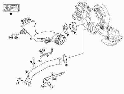 Mercedes Benz Om642 Engine Diagram