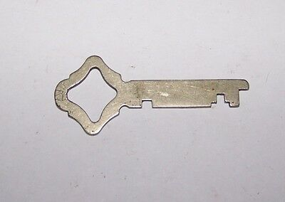 Vintage Sargent Greenleaf Pad Lock Key #6 Rochester Ny Antique 2