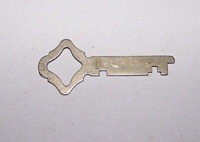 Vintage Sargent Greenleaf Pad Lock Key #6 Rochester Ny Antique 2