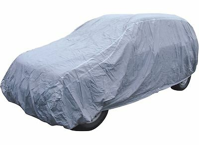 Breathable Water Resistant Indoor Outdoor Full Car Cover for Mercedes SLK-Class 8