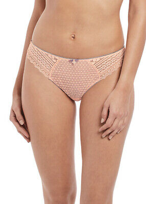 Freya Daisy Lace Brief, Knickers, Panties 5135 Noir New Womens Various Sizes 2