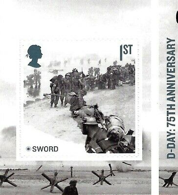 Gb 2019 Mint D-Day 75Th Presentation Pack 572 Stamps Sheet Retail Booklet Pm67 7