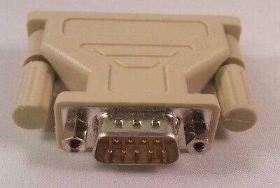 DB25 Female to DB 9 male Parallel to Serial Port Adapter DB 25F DB9M mini adpt