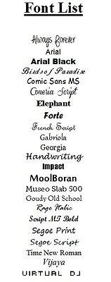 48+12 FREE White Iron On Personalised Name Clothing Labels - (22*09) Warm Wash 3