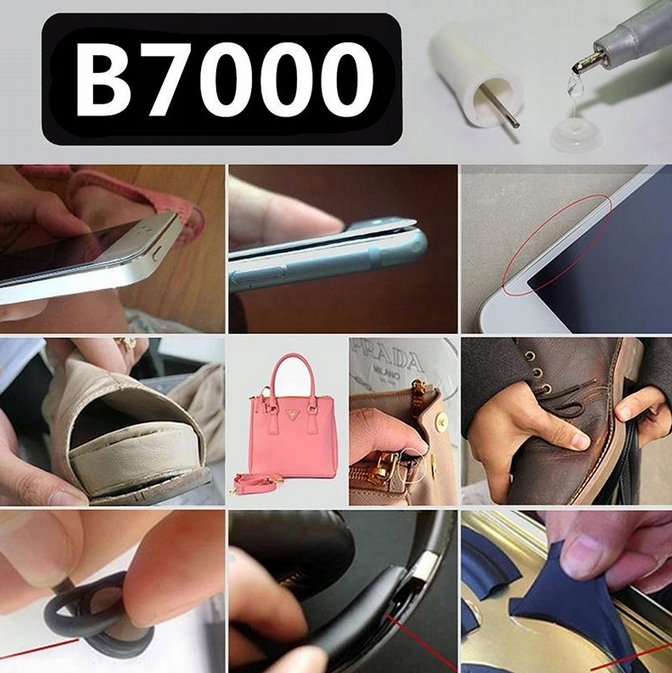B7000 Adhesive Glue Multi Use B-7000 Glass Phone Screen Rhinestones Craft. 0155 2
