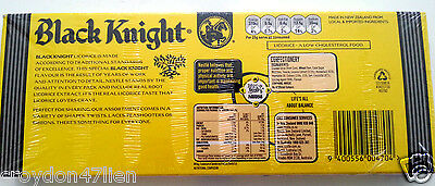 Black Knight Traditional Licorice Assortment - 3 Boxes 3