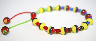 Handmade Beads Bracelet Jewelry By Native Artisans Colombia, Ecuador,Venezuela 5